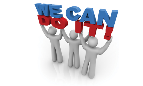 We Can Do It Team Images Ssmatters